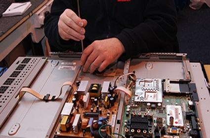 Image result for tv repair